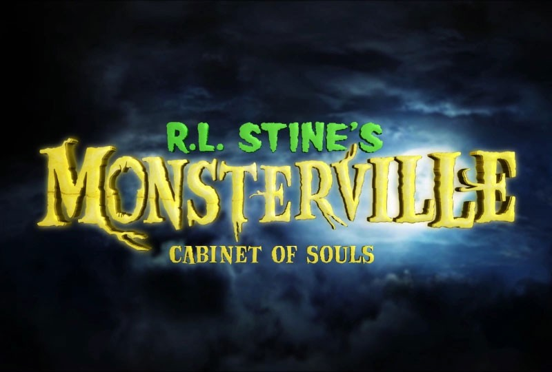 Monsterville Title Image